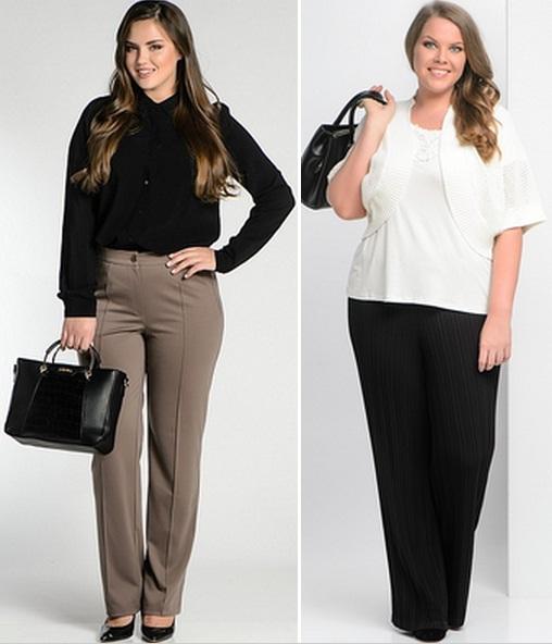 dc63114afd8 Модная и удобная одежда больших размеров от отечественных производителей  предлагается сегодня практически в каждом ...